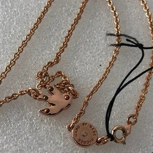 NWT Marc By Marc Jacobs Rose Gold Womens Necklace